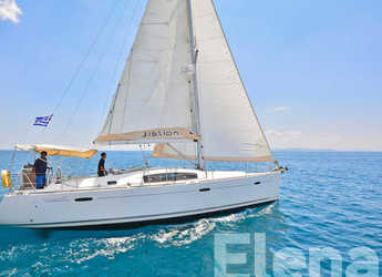 Rent a sailboat in Skiathos  - Oceanis 43