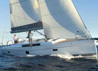 Alquilar velero en Port Lavrion - Hanse 455