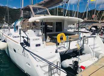Alquilar catamarán en Manuel Reef Marina - Lagoon 400 S2