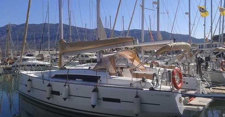 Alquilar velero dufour 410 Grand Large en JY Harbour View Marina, Tortola East End