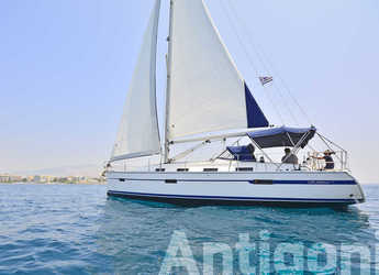Rent a sailboat Bavaria Cruiser 40 in Port Lavrion, Lavrion
