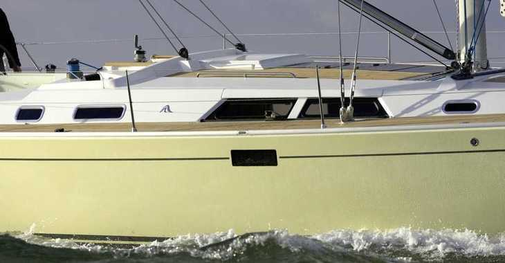 Rent a sailboat in Marina Skiathos  - Hanse 430