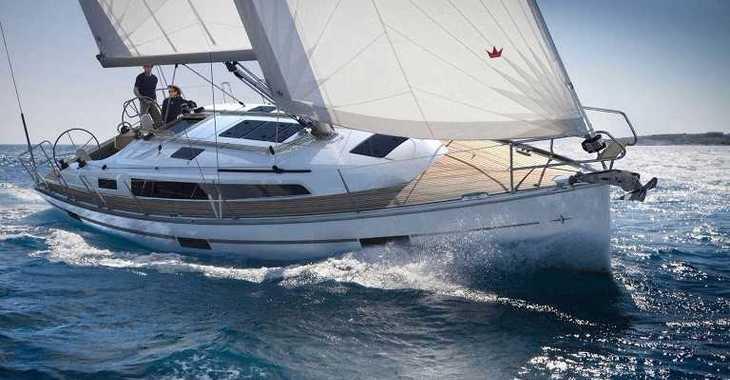 Alquilar velero Bavaria Cruiser 45 en Marina el Portet de Denia, Denia