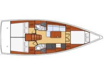 Alquilar velero Oceanis 38.1 en SCT Marina Trogir, Trogir