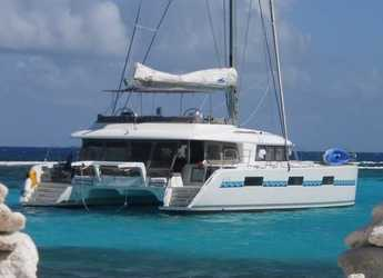 Rent a catamaran in Marina Le Marin - Lagoon 620 - incl. crew & full board