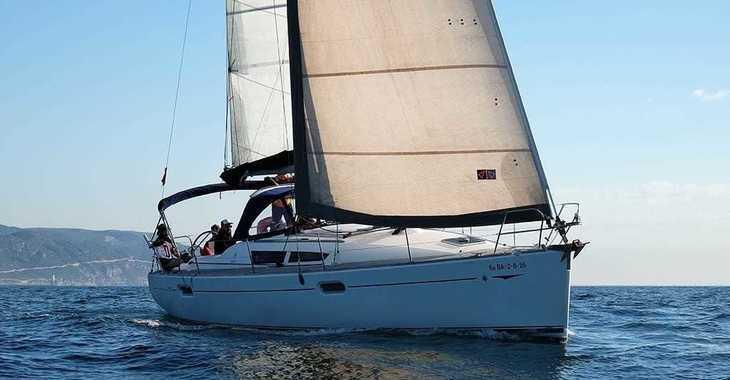 Alquilar velero Sun Odyssey 39i en Marina Palamos, Palamos