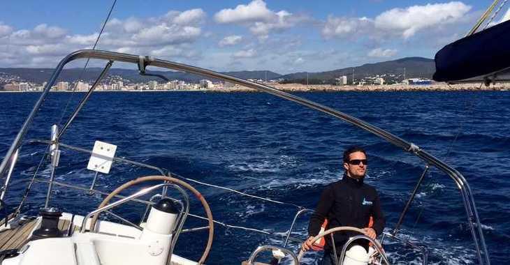 Rent a sailboat in Marina Palamos - Sun Odyssey 39i