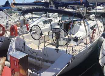 Rent a sailboat in Marina Palamos - Sun Odyssey 39i