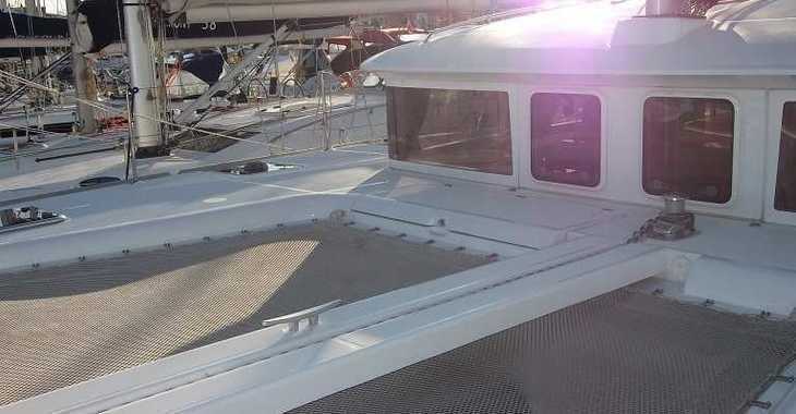 Alquilar catamarán Lagoon 400 en Marina el Portet de Denia, Denia
