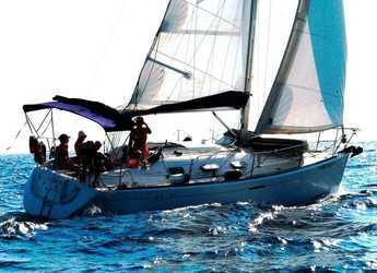 Rent a sailboat First 33.7 in Marina Palamos, Palamos