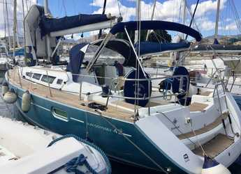 Rent a sailboat in Marina Palamos - Sun Odyssey 42 i