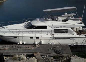 Chartern Sie yacht Fairline Squadron 59 in Stobreč Port, Stobrec