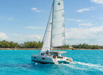 Rent a catamaran in Prickly Bay Marina - Lagoon 42