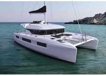 Louer catamaran à Cala dei Sardi - Lagoon 50