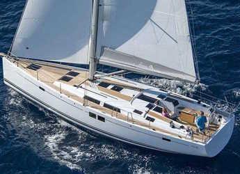 Rent a sailboat in Marina Kornati - Hanse 505 (5 cab.)