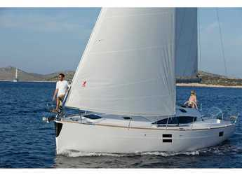 Rent a sailboat in Marina Zadar - Elan 40 Impression