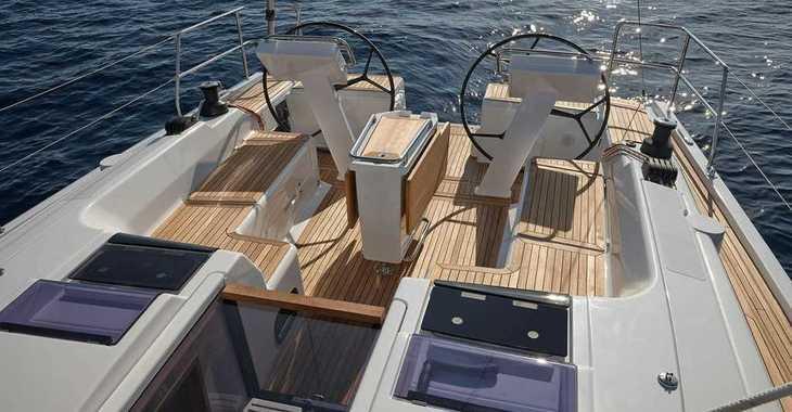 Alquilar velero en Real Club Nautico de Palma - Hanse 455