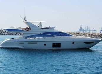 Rent a yacht in Marina Mandalina - Azimut 58