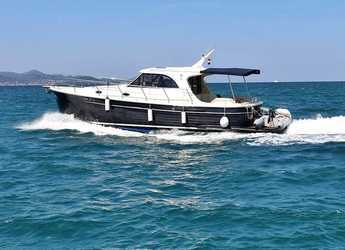Rent a motorboat in Marina Sukosan (D-Marin Dalmacija) - ADRIANA 44 BT (18)