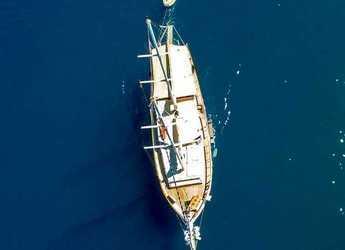 Alquilar goleta Gulet Sirena en Puerto Matejuska, Split city