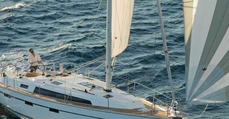 Rent a sailboat in Split (ACI Marina) - Bavaria Cruiser 41