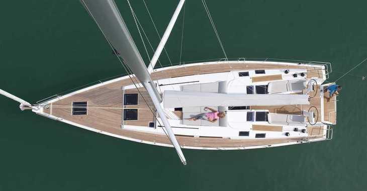 Alquilar velero Hanse 505 en Real Club Nautico de Palma, Palma de mallorca