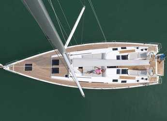 Rent a sailboat in Contra Muelle Mollet - Hanse 505