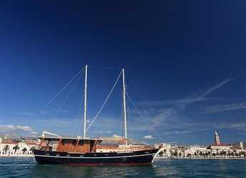 Alquilar goleta Gulet Altair en Puerto Matejuska, Split city