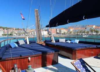 Alquilar goleta Gulet Barba en Puerto Matejuska, Split city