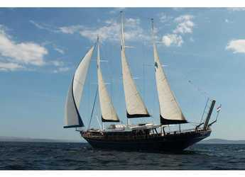 Rent a schooner in Matejuska port - Gulet Barba