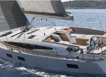 Rent a sailboat in Port Purcell, Joma Marina - Sun Odyssey 54 DS