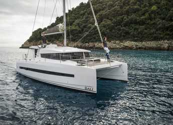Rent a catamaran in Can pastilla - Bali 4.0 (4Cab)