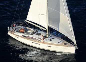 Rent a sailboat in Port Lavrion - Jeanneau 58 (5cab)