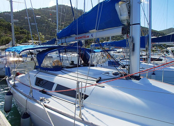 Rent a sailboat in Fort Burt Marina - Sun Odyssey 36i