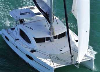 Chartern Sie katamaran in Ece Marina - Leopard 384