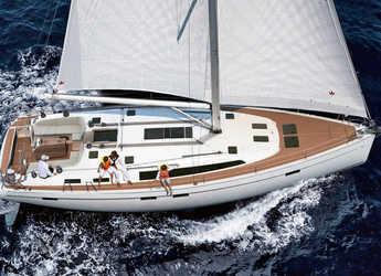 Rent a sailboat in Marina Gouvia - Bavaria Cruiser 51 (5Cab)