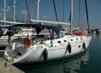 Rent a sailboat in Marina Gouvia - Gib Sea 41 (3Cab)