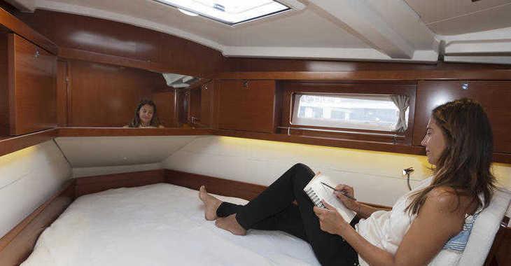 Alquilar velero Oceanis 41 en Real Club Nautico de Palma, Palma de mallorca