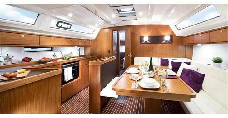 Rent a sailboat in Marina Gouvia - Bavaria Cruiser 46 (4Cab)