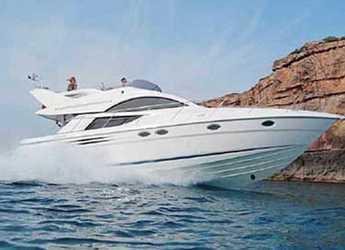 Rent a yacht in Alimos Marina Kalamaki - Fairline Phantom 46