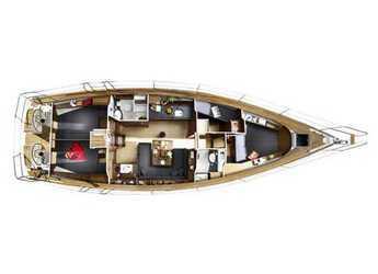 Alquilar velero Bavaria 47 Cruiser en Paros, Paros