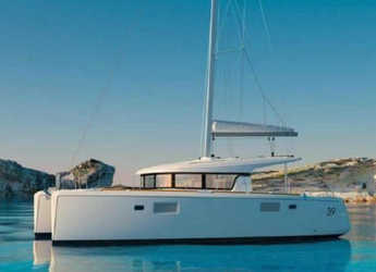 Rent a catamaran in Marina Gouvia - Lagoon 39 / 4 H