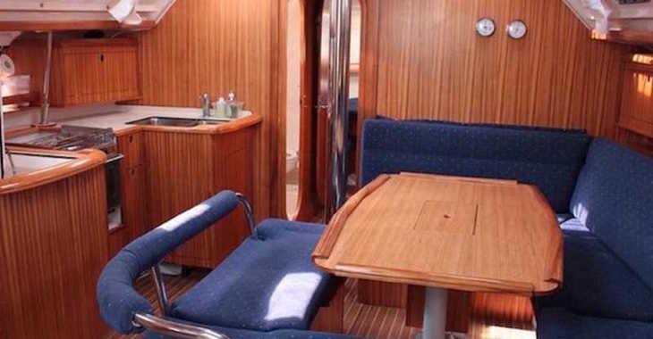 Rent a sailboat in Marina Gouvia - Dufour Gib Sea 43