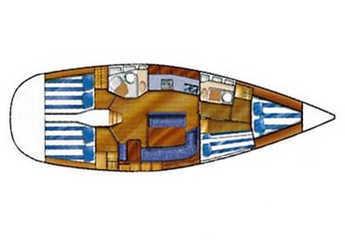Alquilar velero Dufour Gib Sea 43 en Marina Gouvia, Corfú