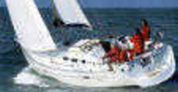 Alquilar velero Oceanis 373 en Port Roses, Girona