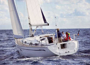Rent a sailboat in Marina Zadar - Bavaria 37 Cruiser