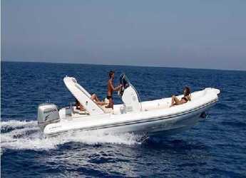 Rent a dinghy in Port Roses - Atlamarea