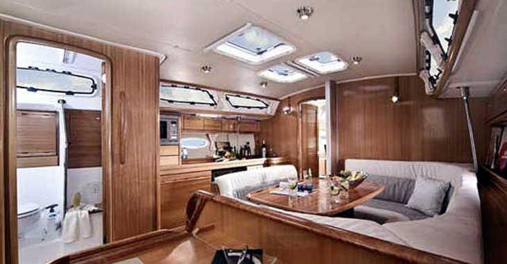 Rent a sailboat in Mykonos - Bavaria Cruiser 40