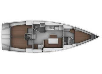 Rent a sailboat Bavaria Cruiser 40 in Mykonos, Mykonos