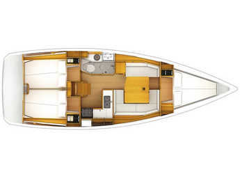 Alquilar velero Sun Odyssey 379 en Paros, Paros